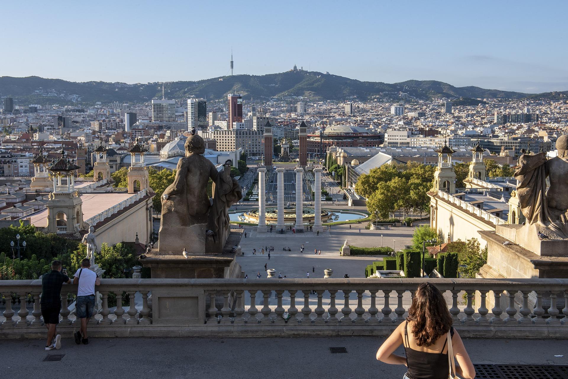 ארכיטקטורה ספרדית- תצפית בספרד